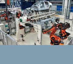 Fabriksautomatisering