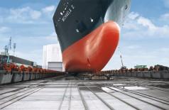 Udstyr til skibsværfter