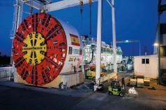 Tunnelboremaskiner